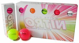 Nitro White Out Ball , Multi-Color