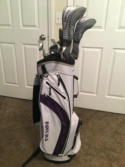 Wilson Golf - New Women's Complete Golf Club Set