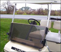 Windshield, Club Car Golf Cart 82-99, Fd, Tinted, Imp Mod