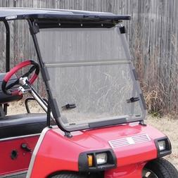 Windshield, Club Car Golf Cart 82-99, Fd, Clear, Imp Mod
