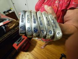 WOMEN'S Wilson Hope Golf Club Set 9 clubs  Ladies flex Graph