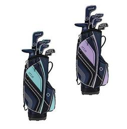 Cleveland Womens Bloom Complete Golf Set w/Bag - New 2019 -