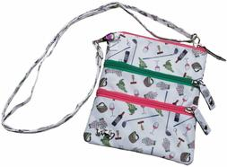 Glove It Women's Golf Accessory Bag Ladies Detachable Stra