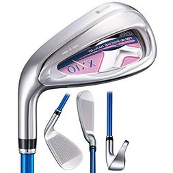 Xxio Ladies X Irons #7-Sand Wedge Mp1000 Right