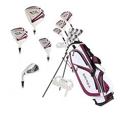 Aspire X1 Ladies Womens Complete Golf Club Set Includes Driv
