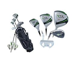 Aspire X1 Men's Complete Set , #3 Wood , # 4/5 Hybrid Wood,