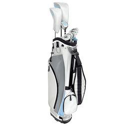 Knight Xcess Complete Golf Set, Right Hand, Women's Flex, St