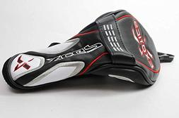 Tour Edge XCG7 Fairway Wood Headcover Adjustable Tag 3 4 5 7