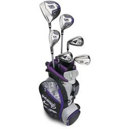 Callaway XJ Hot Girls 9-12 Set Juniors Flex, Black