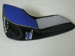 Callaway XJ Series Driver Headcover Blk/Blue Junior