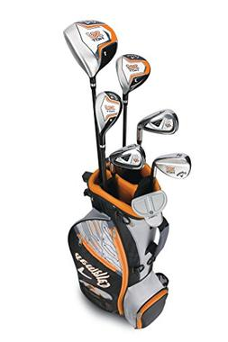 Callaway XJ Hot Junior Set -Left Hand-Age 5-8
