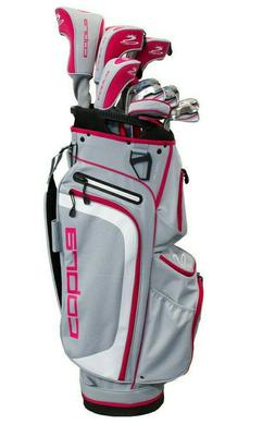 Cobra XL Complete Package Set Women's Complete Set Silver/Ra
