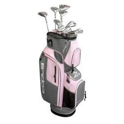 NEW Lady Cobra Golf XL Speed Complete Set 2019 Silver / Pink