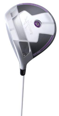 Adams Golf Women's XTD Ti Driver, Right Hand, Graphite, Ladi