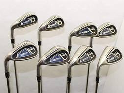 Adams XTD Tour A Iron Set 4-PW SW Stock Steel Shaft Steel Un