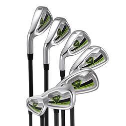 Young Gun ZAAP Junior Kids Golf Right Hand 9 Irons & Wedges