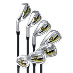 Young Gun ZAAP Junior Kids Golf Right Hand Irons & Wedges Ag