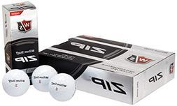 Wilson ZIP Double Dozen Golf Balls, Pack of 24