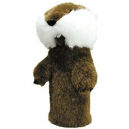 "Zoo Golf 460 Cc Headcover - Gopher Club Covers Sports "" Outd"