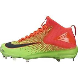 NIKE NEW Zoom Trout 3 ASG Baseball Metal Cleats Bright Crims